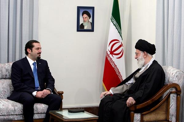 سعد حریری اور حزب اللہ کے ہتھیار