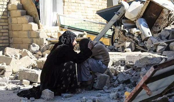 ایران، عراق میں شدید زلزلہ