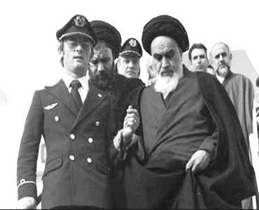 امام خمینی (رہ) کی وطن واپسی