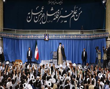 رہبر انقلاب اسلامی کی انقلابی اصولوں کے تحفظ اور انہیں رائج کرنے کی ضرورت پر تاکید
