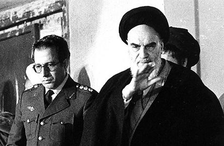 امام خمینی پر درود و سلام ہو