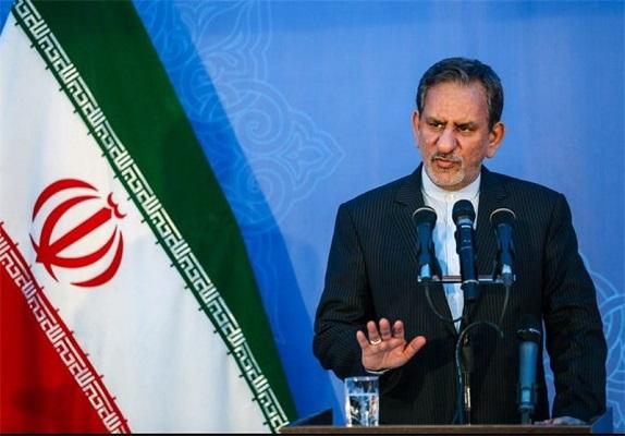 دہشت گردی کےخلاف جنگ میں ایران کے عزم محکم