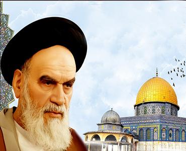 فلسطین امام خمینی (رح) کے لئے اسٹراٹیجک تھی نہ ٹکنیک