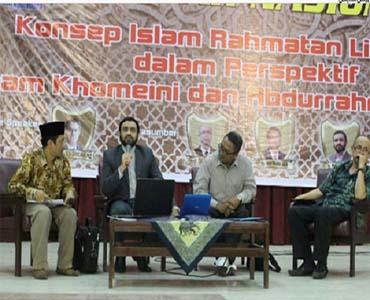 اتحاد اور سیاسی اسلام امام خمینی (رہ) کے افکار کے بنیادی اصولوں میں سے تھا