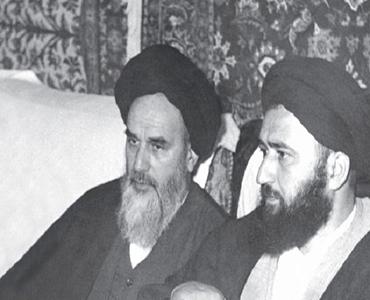 آغا مصطفی خمینی (رح)