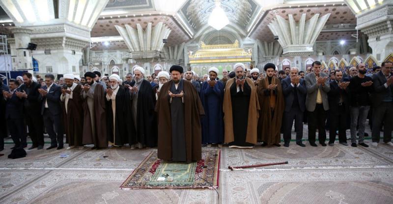 البرز صوبہ کے زرعی جہاد کے مینیجرز کی امام خمینی (رح) کے پوتے؛ سید حسن خمینی؛ سے ملاقات