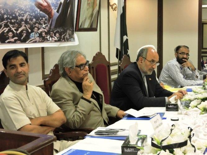 اسلام آباد، امام خمینی(ره) کے سیاسی افکار پر سیمینار