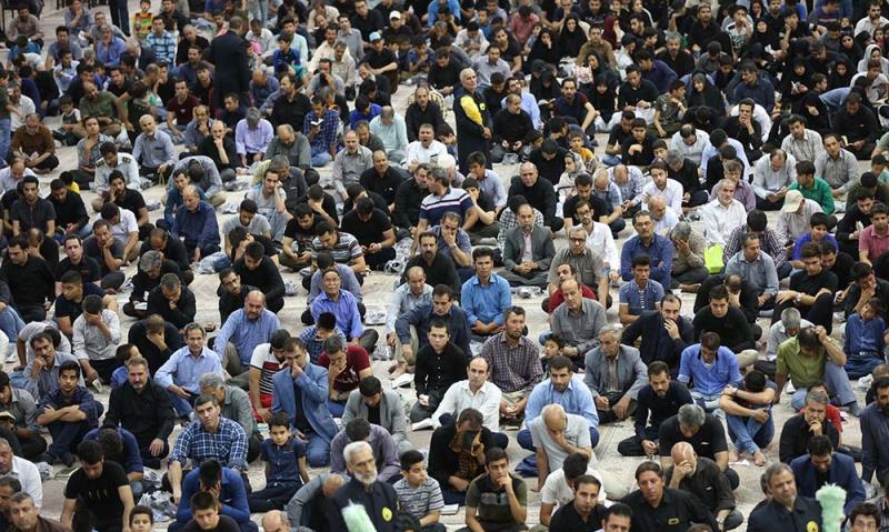 رمضان المبارک کی انیسویں رات، حرم امام خمینی (ره) میں شب احیاء کی تقریب(2)