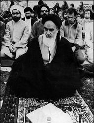 نوفل لوشاٹو، امام کی خدمت میں
