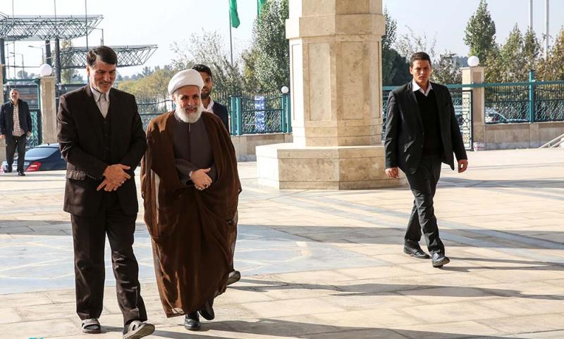 عالمی وحدت اسلامی کانفرنس کے شرکاء کی مرقد امام خمینی(رہ) پر حاضری اور تجدید عہد وفا