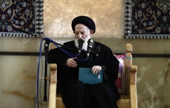 امام خمینی کا حلقہ درس، معنویت سے معمور تھا
