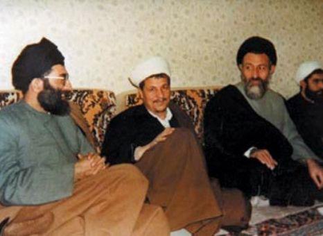 شہید بہشتی سے ہاشمی رفسنجانی کے نجوا