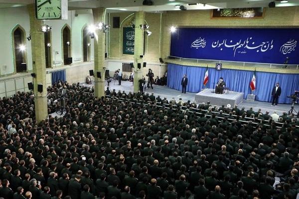 امریکی سامراجیت اور پاسداران انقلاب اسلامی
