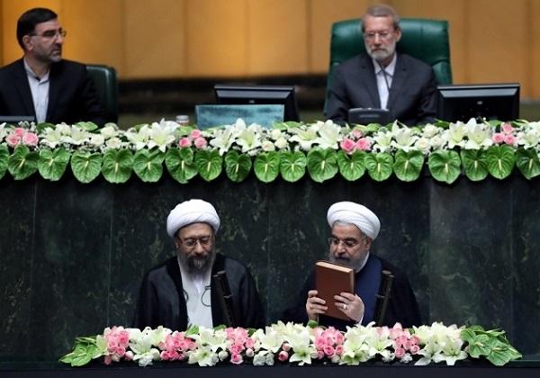 12ویں صدر، ڈاکٹر حسن روحانی کی تقریب حلف برداری