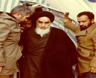 جنگ کے دوران امام خمینی (رح)  نے کہاں پناہ لی تھی؟