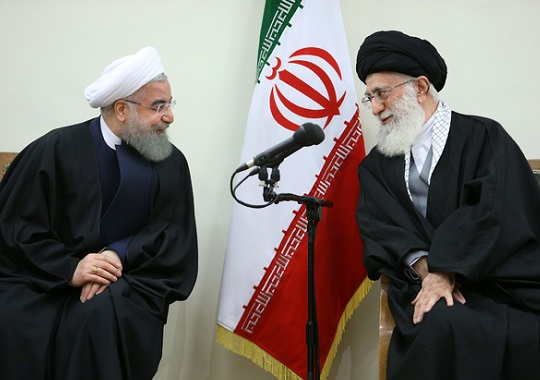 اسلامی انقلاب ترقی کی راہ پر گامزن ہے