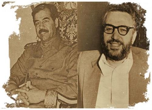 سابق ایرانی وزیر خارجہ کی صدام حسین سے گفتگو