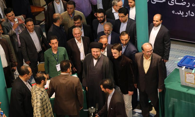 یادگار امام، سید حسن خمینی