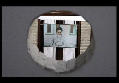 خمینی  کا وصال یار فراق یاران