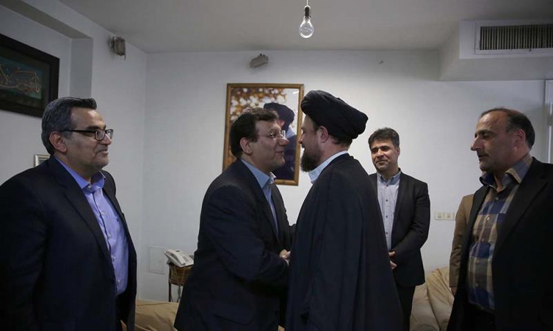 یادگار امام سے ویٹ لفٹنگ فیڈریشن کے چیف اور قومی ٹیم کے اراکین کی ملاقات