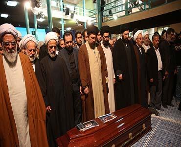 امام خمینی رح کے دفتر کے رکن سید رحیم میریان  انتقال فرما گئے