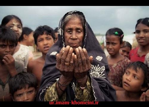 برما کے مسلمان تاريخ کے آئينے ميں