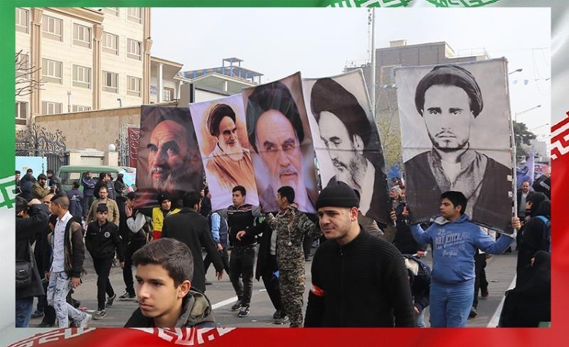 انقلاب اسلامی کی کامیابی کی 38ویں سالگرہ کی مناسبت سے عظیم ریلی؛ جمعہ 10 فروری 2017ء مطابق 22 بہمن 1395 ھ،ش؛ منتخب تصاویر