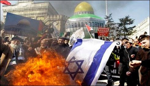 ترک اسرائیل منحوس روابط