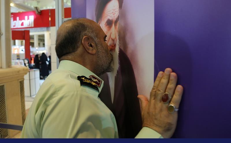 تہران ۲۳ویں پریس نمائش اینڈ میڈیا سے تصویری رپورٹ /۲۰۱۷ء