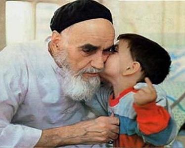 امام کی پیٹھ پر، علی