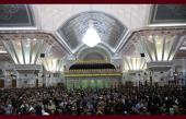 حرم امام خمینی(رح) اور گلزار شہدا میں ۲۳ویں رمضان المبارک کی شب قدر اور احیا، تصویری جھلکیاں / ۲۰۱۷ء