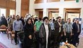 """""""شہر آفتاب"""" امام خمینی (رح) کے تاریخی گھر میں انٹرنیشنل شطرنج ٹورنامنٹ کا انعقاد"""