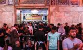 امام حسین (ع) کے حرم مطہر کیطرف، کاروان اربعین حسینی(ع) کےساتھ، تصویری جھلکیاں /۲۰۱۷ء