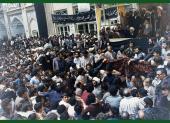 امام خمینی(رح) کے ساتھ تاریخی اسلامی تحریک میں، معیاری تصاویر کا البم /۲۰۱۷ء