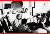 ہفتہ حکومت اسلامی کے موقع پر ایرانی صدر مملکت، شہید محمد علی رجائی کی نادر تصاویر /۲۰۱۷ء