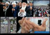 امت اسلام، نماز عید الفطر کے متحد صفوں میں؛ خوشیوں کے ایام مبارک و برقرار باد /۲۰۱۷ء