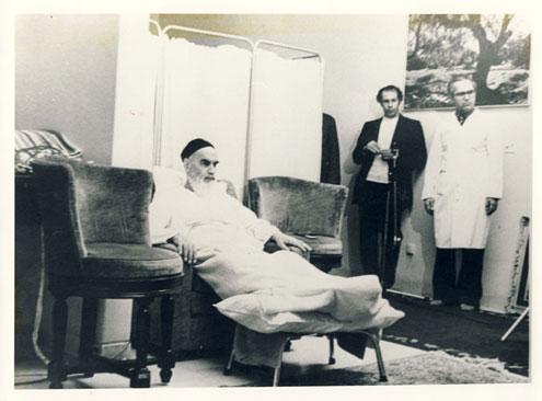 امام کے آخری ایام اور آیت اللہ کی تشویش