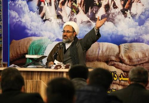 ایرانی قوم، امریکی دھوکے میں نہیں آئےگی