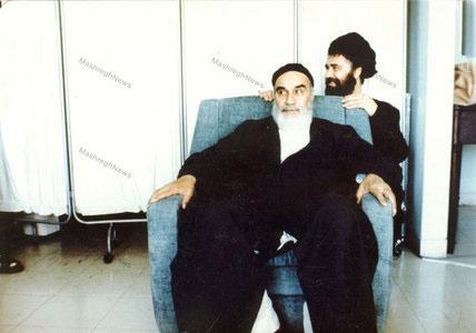 امام خمینی، سید احمد خمینی کی زبانی