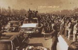 ضرب انقلاب اسلامی، امام خمینی کی فاتحانہ وطن واپسی؛ امام خمینی علیہ الرحمہ، رہبر معظم انقلاب آیت اللہ خامنہ ای کی زبانی