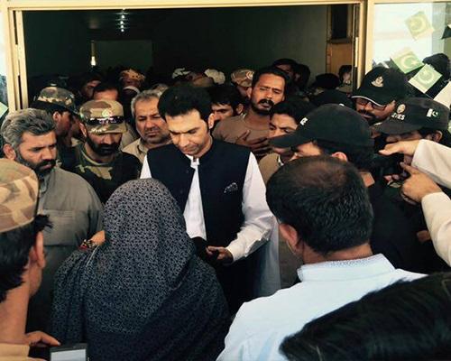 زائرین کیلئے تفتان میں نئے پاکستان ہاؤس