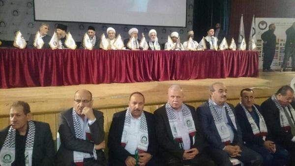 """عالمی فلسطین کانفرنس """" الوعد الحق """" سے خصوصی رپورٹ"""