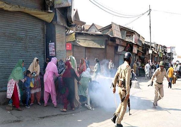 مقبوضہ کشمیر اور انسانی حقوق کی پامالی