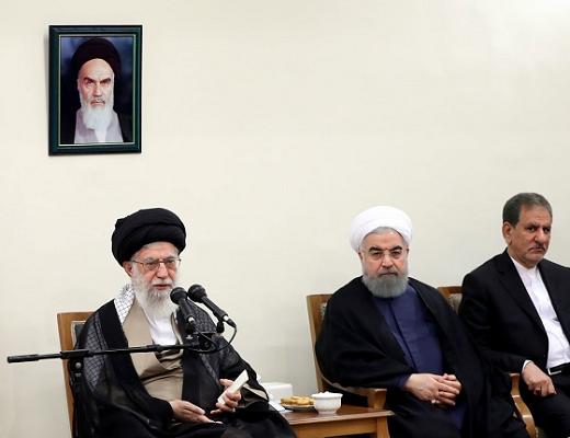 رہبر انقلاب اسلامی کی صدر روحانی اور کابینہ کو سفارشات