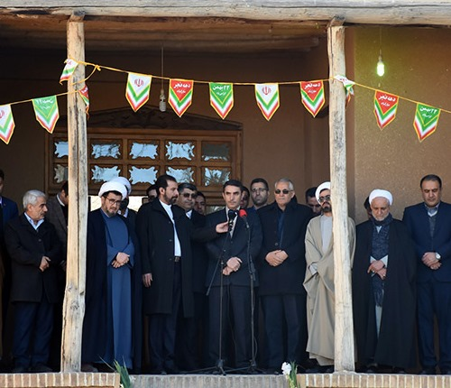 خمین، امام خمینی (رح) کے تاریخی گھر میں یوم اللہ 12/ بہمن، امام(رح) کی وطن واپسی کی تقریب