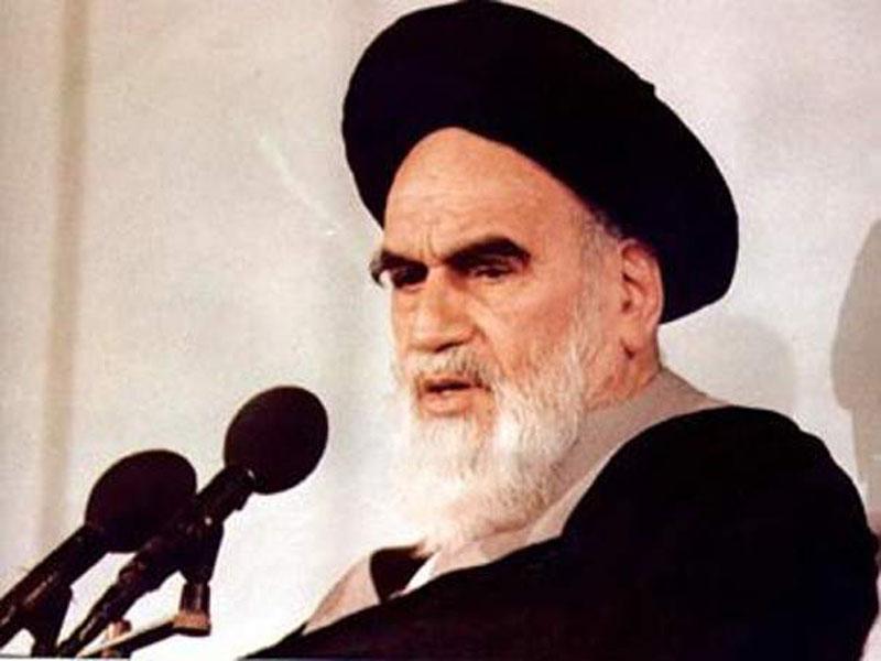 شہید علامہ عارف الحسینی سید الشہدا امام حسین علیہ السلام کے حقیقی فرزند تھے: امام خمینی(رح)