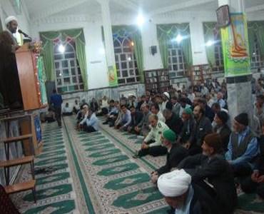 امام خمینی (رح) دنیا کی بہترین شخصیت ہیں