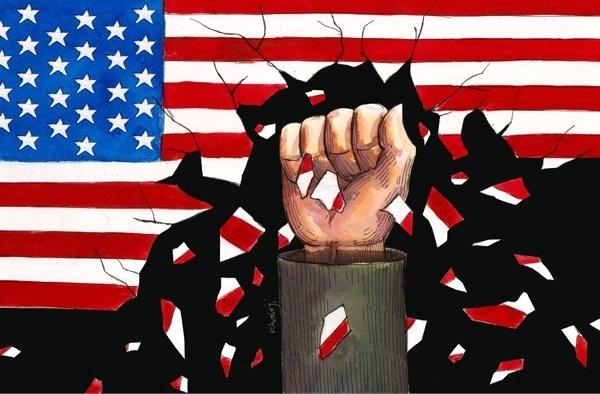 امریکی ایمبسی پر قبضہ