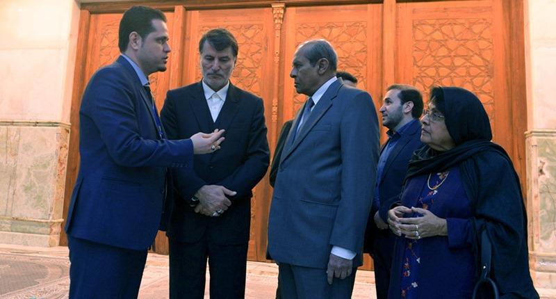 سری لنکا کے خارجہ وزیر کی حرم امام خمینی (رح) میں حاضری اور ان کی تمناؤں سے تجدید عہد/2018