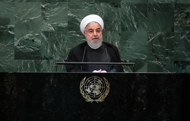 بات چیت ایران پرعائد ظالمانہ پابندیاں ختم کرنے سے شروع ہو گی: ایرانی صدر